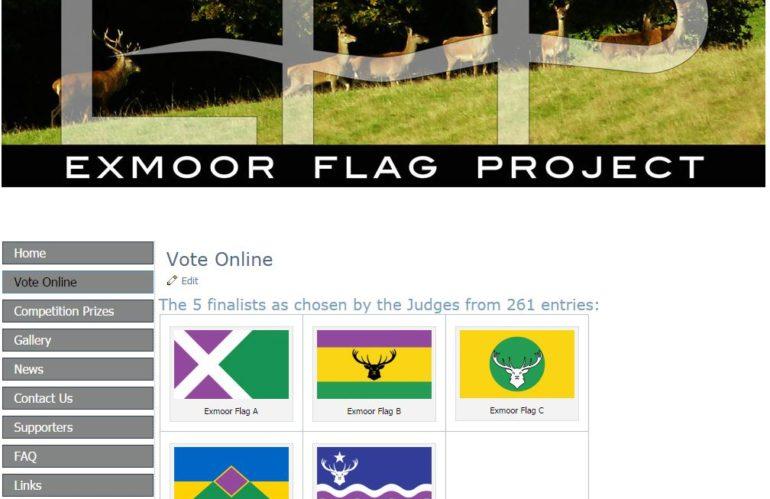 Exmoor Flag Project